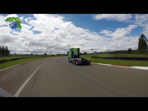 Caravana Siga Bem em Nova Santa Rita (RS)