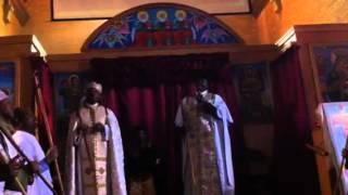 Debre Selam Medhane Alem Ye Ethiopian Orthodox Church MN መዝሙር ምኩራብ