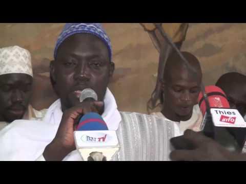 (Vidéo) Conférence: Borom Thies à la chambre de commerce de Thies…Regardez