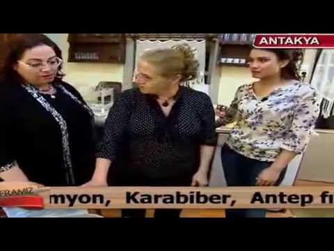 Star TV Soframız Programı Belkıs hanımın mutfağı