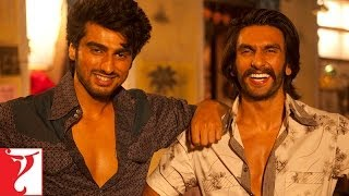 Ranveer Singh&Arjun Kapoor Chatting with the YouTube Fans