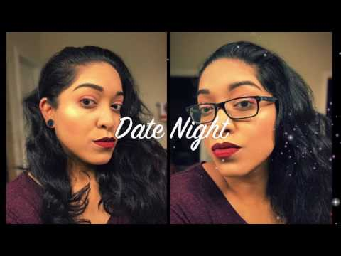 Date Night Out Look Makeup Tutorial