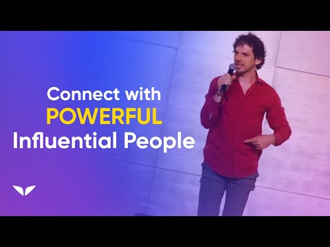 How to Make Connections with Influential people
