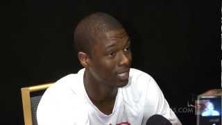Harrison Barnes Draft Combine Interview
