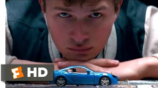 Nonton Baby Driver  2017    A Score For A Score Scene  4 10    Movieclips Film Subtitle Indonesia Streaming Movie Download