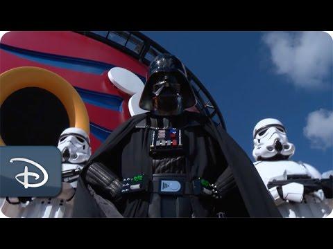 Star Wars Day at Sea on the Disney Fantasy   Disney Cruise Line