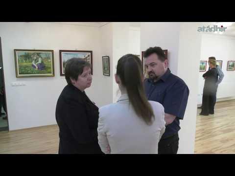 Varga Ferenc kiállítása