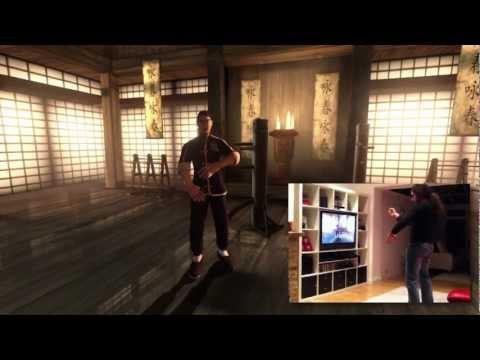 kung fu superstar xbox 360 kinect