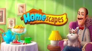 Homescapes – видео обзор