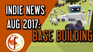 Welcome to Indie Game News July 2017. In Indie Game News we talk about top upcoming indie games, new indie game releases and everything else indie game related that is note worthy. This series will focus on different genres and hopefully will cover topics like Tycoon, base building survival and many others. Watch Indie Game News the in the ► Playlist: http://bit.ly/Indie_Game_NewsHere are timestamps for covered games:Avorion 0:18Colony Survival 2:00Kingdoms and Castles 3:01Starship_Theory 3:57The Colonist 4:48Empires of the Undergrowth 6:04Ostriv 7:09List of games covered in today's episode of Indie Game News:Avorion http://store.steampowered.com/app/445220 Colony Survival http://store.steampowered.com/app/366090Kingdoms and Castles http://store.steampowered.com/app/569480Starship_Theory http://store.steampowered.com/app/574760The Colonist http://thecolonistsgame.com/ Empires of the Undergrowth http://store.steampowered.com/app/463530Ostriv http://ostrivgame.com/home/ If you liked Indie Game News you July also enjoy some of those videos:► Early Access Monitor  http://bit.ly/Early_Access_Monitor► First Impressions and Reviews http://bit.ly/Feniks_First_Look► Software Inc http://bit.ly/2dwxy4E► Cosmonautica http://bit.ly/2dwxa6yCHANNEL INFORMATION:Welcome to Feniks Gaming and News. This channel focuses on everything Indie game related. My goal is to promote and support Indie Game culture and share any information, news, reviews and insider knowledge with my viewers. I spend hours every day reading and learning about latest news so you don't have to. I stand for professionalism, consumer rights and good working ethics. Occasionally you will here find videos in which I express my views and opinions on latest development in Indie Game industry and YouTube itself. SOCIAL MEDIA:Follow me on Twitter and subscribe to my channels to stay in touch and keep up with daily videos I produce for your entertainment. For more Gaming and NewsSubscribe http://bit.ly/Subscribe_to_Feniks