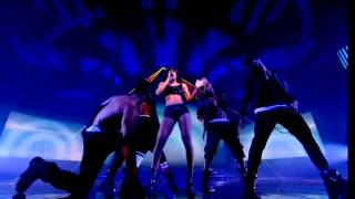 Kelly Rowland - Medley - The X Factor UK 2011 (Live Semi-Final Results Show)