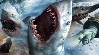 Nonton Sharknado 2  The Second One Review Film Subtitle Indonesia Streaming Movie Download