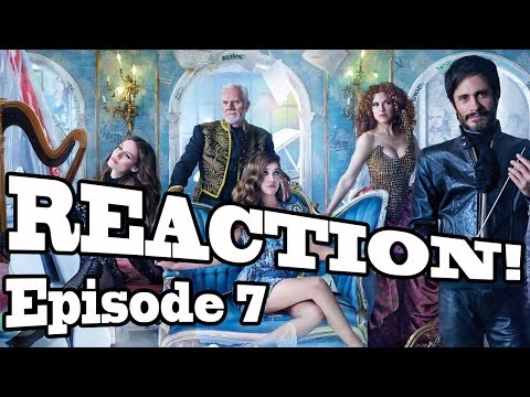 REACTION: Mozart In The Jungle - Episode 7