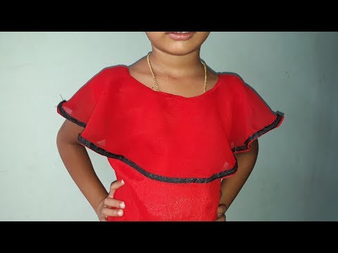 Video cape frock (kids) cutting and stitching Malayalam download in MP3, 3GP, MP4, WEBM, AVI, FLV January 2017