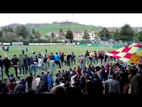 Real Giulianova batte la Torrese ed è promosso in Eccellenza FOTO/VIDEO/INTERVISTE
