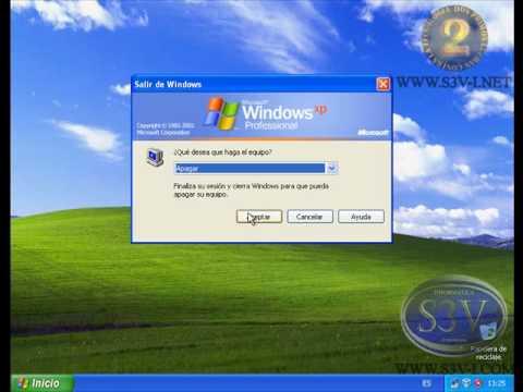 Cambiar la forma en que Windows Xp inicia sesión