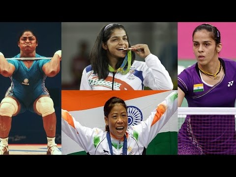 Women-who-made-India-proud-in-Olympics--Special-report