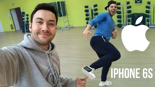 Video Il jongle avec un IPHONE 6S ! (avec Wass Freestyle) MP3, 3GP, MP4, WEBM, AVI, FLV Oktober 2017