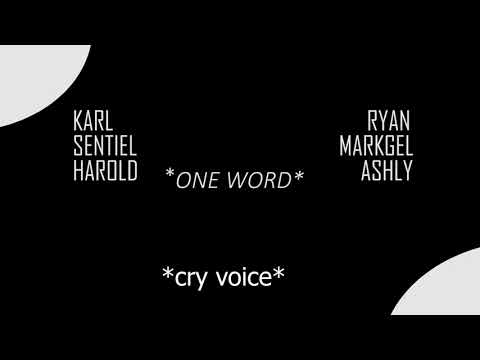 One Word|a Radio Play(teaser)