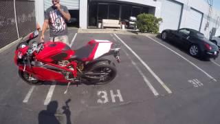 7. 2005 Ducati 999r