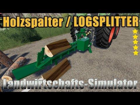 Logsplitter v1.0.0.0