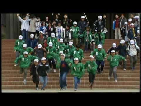 Green Cross Japan's 'Green Lane Environmental Diary'