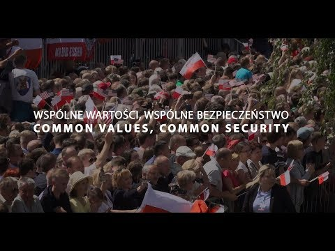 Common values, common security