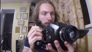 Обзор камеры Blackmagc URSA Mini 4.6K