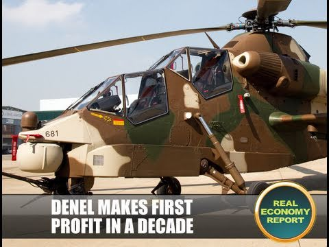 Talib Sadik - From Creamer Media in Johannesburg, this is the Real Economy Report. The State-owned defence group Denel is financially afloat again. Keith Campbell reports....