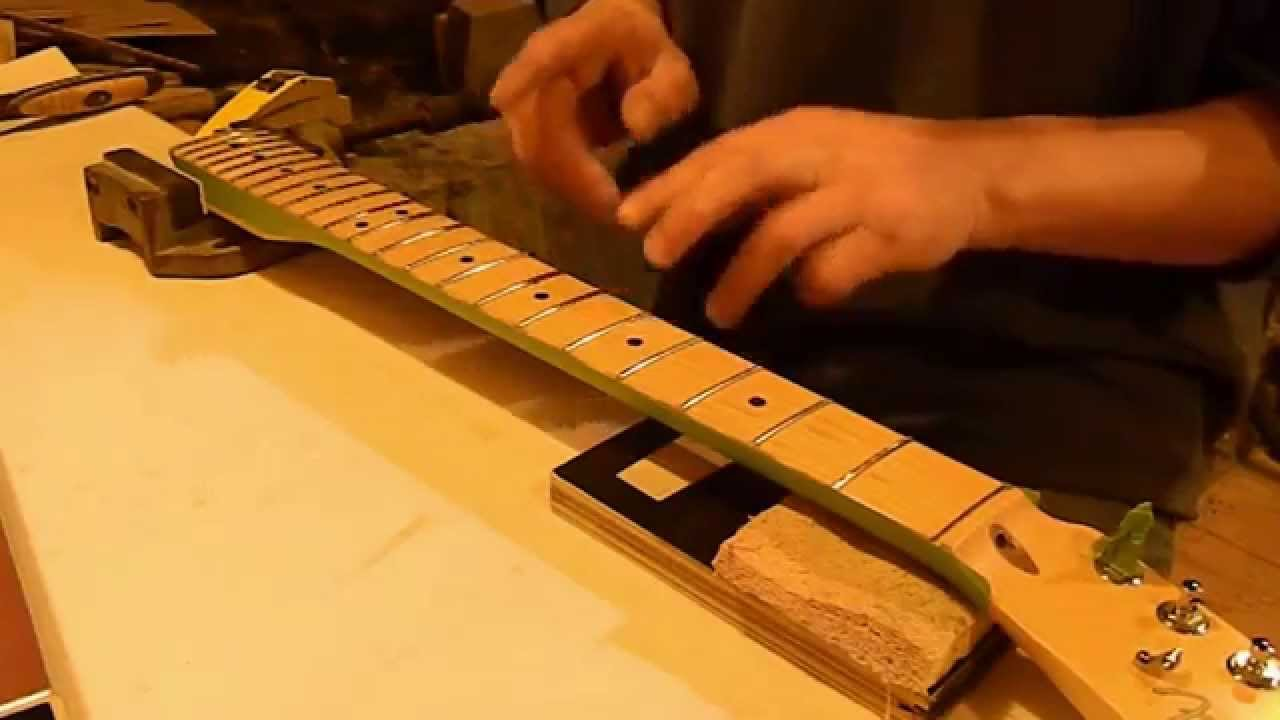 Guitar Fret Leveling Why and How – Part 1 of 2