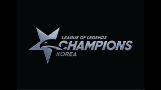 KT vs. KZ - Week 2 Game 1 | LCK Summer Split | kt Rolster vs. KING-ZONE DragonX (2018) by League of Legends Esports