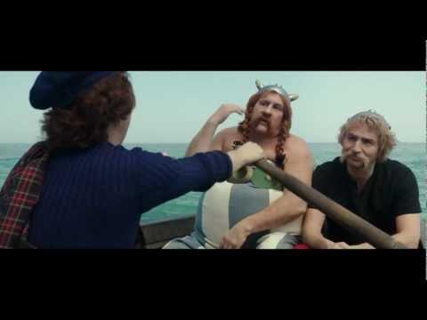 """Astérix et Obélix : au service de Sa Majesté - Extrait #2 """"En barque"""""""