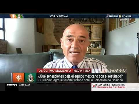 Análisis del HOLANDA vs MÉXICO - Juego Amistoso - Futbol Picante