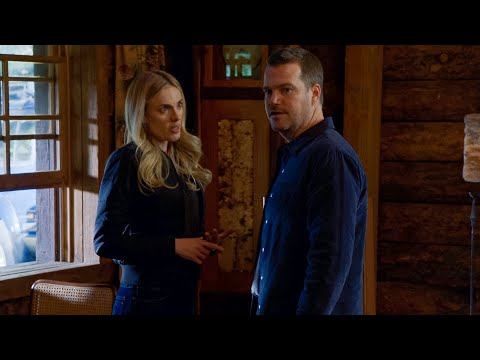 Callen Meets Anna With FSB Agents - NCIS Los Angeles 12x12