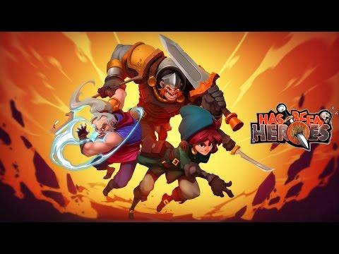 Has-Been Heroes ➤ První pocity ze hry [CZ LP]
