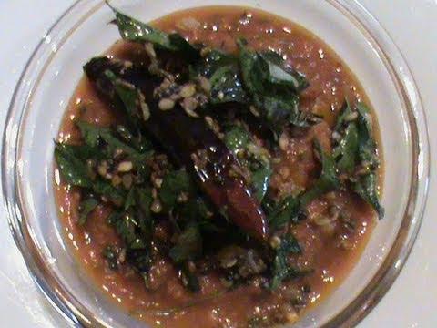 Tomato chutney- Tomato spicy dip