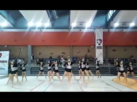 ELTE Cheer Dance 2014 12 07 (видео)