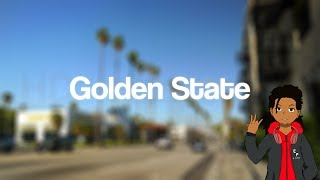"""Nate Dogg X Warren G  Smooth G Funk Type Beat Instrumental 2017 """"Golden State"""" [Prod. Eclectic]"""