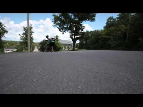 Longboarding: Canada Eh