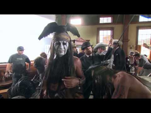The Lone Ranger [Behind The Scenes I]