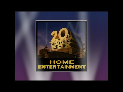 20th Century Fox Home Entertainment Logo Remake (Fanmade)