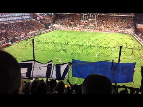 Independiente Vs Velez - Clausura 2011 - Fecha 01 - La Pandilla de Liniers - Vélez Sarsfield - Argentina - América del Sur
