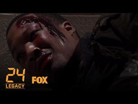 Carter's Escape Fails | Season 1 Ep. 8 | 24: LEGACY