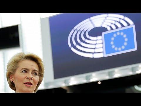 Εγκρίθηκε από την Ευρωβουλή η σύνθεση της νέας Κομισιόν υπό την Ούρσουλα φον ντερ Λάιεν…