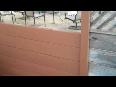 Home Depot - 1-gal. #SC-110 Chestnut Wood and Concrete Paint customer ...