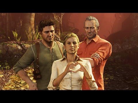 История серии Uncharted. Вспомним всё!