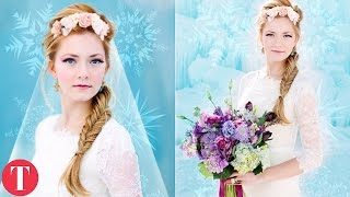 These Disney themed weddings are sure to blow your mind! Subscribe: https://goo.gl/Hnoaw3 -------------------------------------------------------------------...