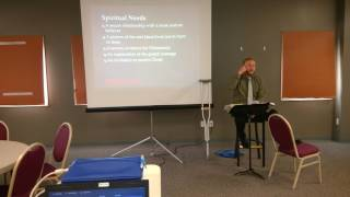 Real Life Discipleship Training – Week 3