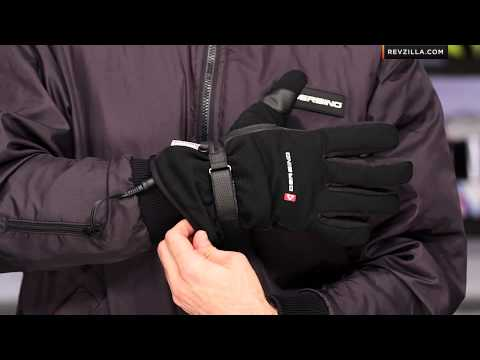 Gerbing Coreheat12 Ultra Lite Heated Gloves Review at RevZilla.com