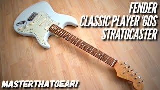 Video 2009 Fender Classic Player '60s Stratocaster -  MasterThatGear! MP3, 3GP, MP4, WEBM, AVI, FLV Juni 2018